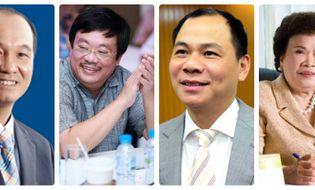 Doanh nhân - Ai là tỷ phú USD thứ hai của Việt Nam?