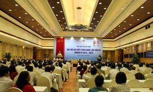 Sự kiện hàng ngày - Khai mạc Đại hội đại biểu toàn quốc Hội Luật gia VN lần thứ XII