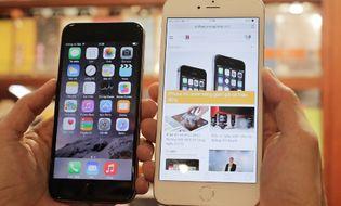 """Sản phẩm số - """"Kỷ lục"""" iPhone 6 Plus đầu tiên về Việt Nam có giá 79 triệu đồng"""