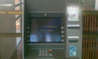 An ninh - Hình sự - ATM của ngân hàng bị trộm hơn nửa tỷ đồng