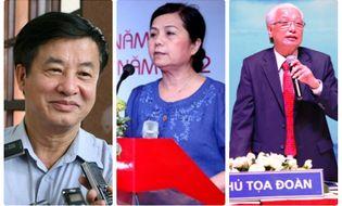 Doanh nhân - Điểm mặt những chính khách Nhà nước thành công trên thương trường