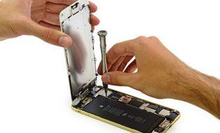 """Công nghệ - Khám phá """"nội thất""""  iPhone 6 Plus"""