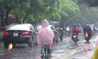 Sự kiện hàng ngày - Thời tiết ngày 22/9: Nhiều nơi mưa rào và dông đến cuối tuần