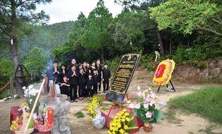 Miền Trung - Trang nghiêm ngày giỗ đầu Đại tướng Võ Nguyên Giáp