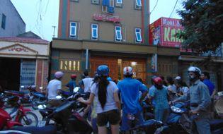 An ninh - Hình sự - Đi hát karaoke, nữ sinh viên năm nhất bị đâm tử vong