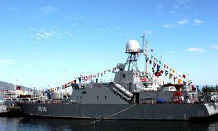 Chủ quyền - Cận cảnh dàn tàu mặt nước, tàu ngầm hùng hậu tại Cam Ranh