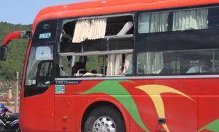 Sự kiện hàng ngày - Nổ lớn trên xe khách giường nằm, 3 người thương nặng