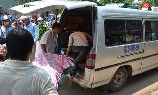 An ninh - Hình sự - Bi kịch cuộc tình vụng trộm trong vụ chết cháy ở tiệm tóc