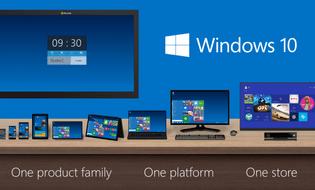 """Internet & Web - Windows 10 - cú """"nhảy cóc"""" thành công của Microsoft?"""