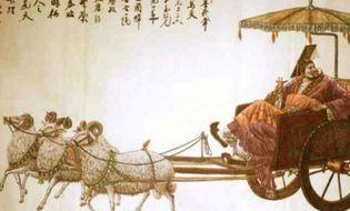 Giới trẻ - Bật mí về vị vua hoang dâm chọn mỹ nhân qua đêm bằng xe dê