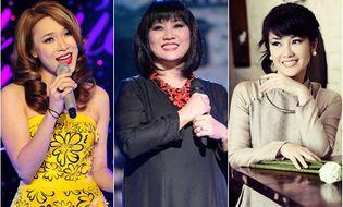 """Âm nhạc - Mỹ Tâm, Cẩm Vân, Hồng Nhung khiến khán giả say đắm """"màu mắt em"""""""