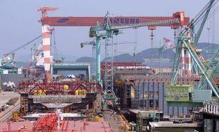 Doanh nghiệp - Samsung xây nhà máy đóng tàu 950 triệu USD tại Việt Nam?