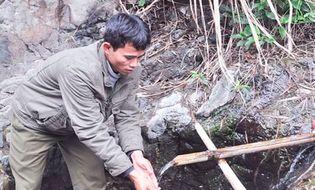 Tài nguyên - Cần bảo vệ suối nước nóng Ka Lu