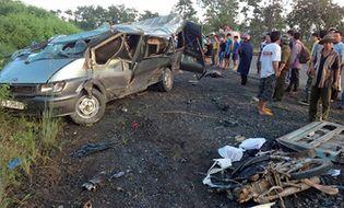 Xã hội - Vụ tai nạn thảm khốc ở Đắk Lắk:Phó thủ tướng yêu cầu xử lý nghiêm