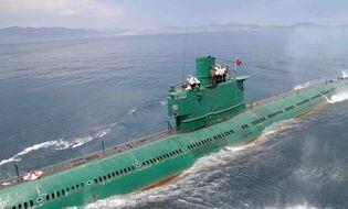 Quân sự - Triều Tiên có khả năng sở hữu tàu ngầm kiểu mới