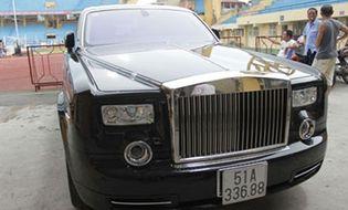 Doanh nhân - Những chiếc Rolls Royce phản chủ của đại gia