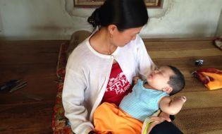 Miền Trung - Lá thư nhắn gửi của người mẹ bỏ rơi con 3 tháng tuổi bên vệ đường