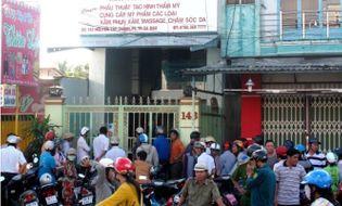 Tin pháp luật - Cướp thẩm mỹ viện Bảo Trang: Nghi dựng hiện trường giả