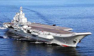 Quân sự - Tàu sân bay Liêu Ninh của Trung Quốc bị nghi nổ nồi hơi