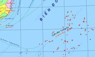 Chủ quyền - Gạc Ma nằm ở khu vực nào trong quần đảo Trường Sa?