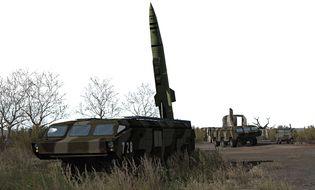 Quân sự - Cận cảnh sức mạnh khủng khiếp của tên lửa đạn đạo Tochka-U