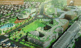 """Bất động sản - TP.HCM: Những biệt thự trăm tỷ trong khu đô thị """"bụng thần tài"""""""