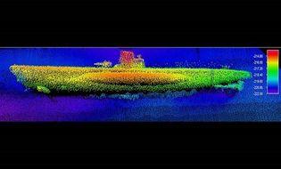 Thế giới 24h - Tìm thấy xác tàu ngầm từ Thế chiến 2 tại Nghĩa địa Đại Tây Dương