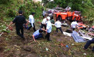 Xã hội - Tai nạn thảm khốc ở Lào Cai: Xe không mất phanh, lỗi là do tài xế