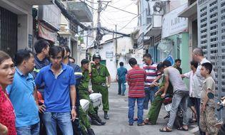 Sự kiện hàng ngày - TP HCM: Người đàn ông tự thiêu trong căn nhà 2 tầng