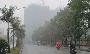 Miền Bắc - Mưa axit xuất hiện bất thường ở Bắc Giang