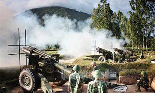 Sự kiện hàng ngày - Quân khu 9: Diễn tập Lục quân - Không quân phối hợp tác chiến