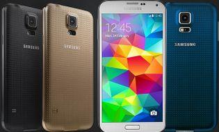 """Sản phẩm số - Samsung rục rịch tung """"hàng khủng"""" Galaxy S5 Plus,cấu hình choáng"""