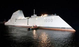 Quân sự - Khám phá siêu chiến hạm tàng hình 3 tỷ USD của Mỹ