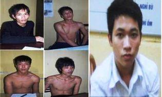 An ninh - Hình sự - Khởi tố 5 đối tượng cướp tiệm vàng táo tợn ở Hà Nam