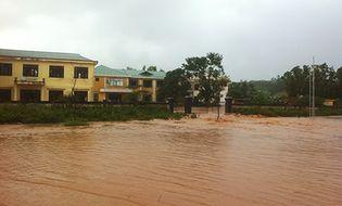 Sự kiện hàng ngày - Vỡ đập ở Quảng Ninh: Bộ trưởng Xây dựng yêu cầu tìm nguyên nhân
