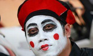 Giới trẻ - Lễ hội Halloween 2014: Những hình ảnh ấn tượng tại Hà Nội