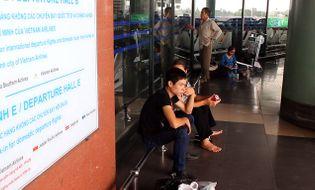 Đời sống - Clip: Sân bay Nội Bài vẫn còn nhiều bất cập