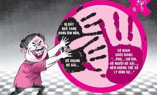 Nghi án - Điều tra - Ôm, sờ bé gái bị phạt 200.000 đồng