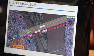 Xã hội - Có nhất thiết phải xây cầu đường sắt vượt sông Hồng?
