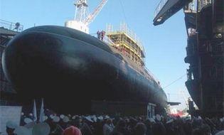 Quân sự - Tàu ngầm Kilo HQ-184 Hải Phòng khởi hành về Việt Nam đầu tháng 12