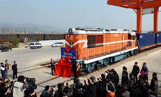 Thế giới 24h - Trung Quốc khánh thành tuyến đường sắt dài nhất thế giới