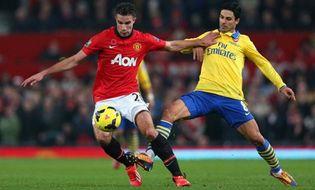 Thể thao - Tâm điểm vòng 12  Premier League: Đại chiến Arsenal vs Man Utd