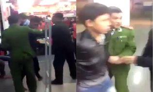 Đời sống -  Video: Trộm liều lĩnh mượn ĐTDĐ của Công an rồi bỏ chạy