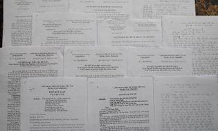 Nghi án - Điều tra - Vụ cướp gỗ huê ở Quảng Bình: Đâu là sự thật sau lá đơn kêu oan?