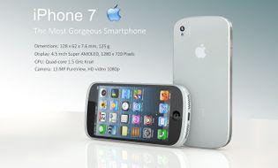 Sản phẩm số - IPhone 7: Có máy ảnh 2 ống kính, camera như DSLR