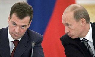 Bình luận - Tổng thống Putin có thể cách chức ông Medvedev