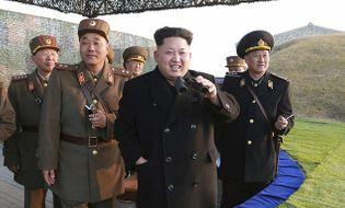 Quân sự - Nhà lãnh đạo Kim Jong-un trực tiếp chỉ đạo tập trận quy mô lớn
