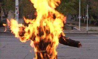 Hồ sơ vụ án - Con rể tạt 2 lít xăng đốt bố vợ, lĩnh 15 tháng tù