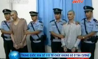 Bản Tin 113 - Video: Trung Quốc xóa sổ 115 tổ chức khủng bố ở Tân Cương