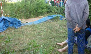 An ninh - Hình sự - Bình Định: Phát hiện một phụ nữ chết lõa thể ở nghĩa địa